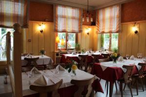 restaurant oberlé room